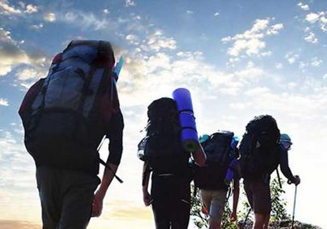 旅游拓展之徒步旅游