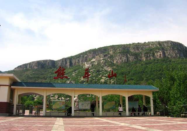 枣庄熊耳山大裂谷拓展基地