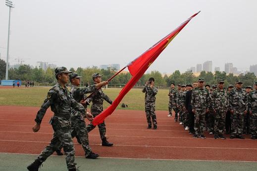 企业军事训练